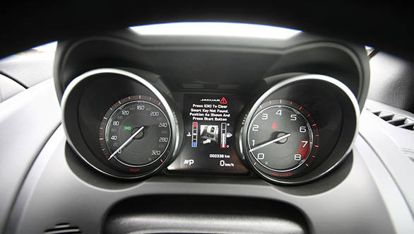 The topspeed is rated at the magical 300kmph mark