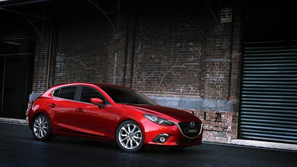 2013 Mazda3 hatch