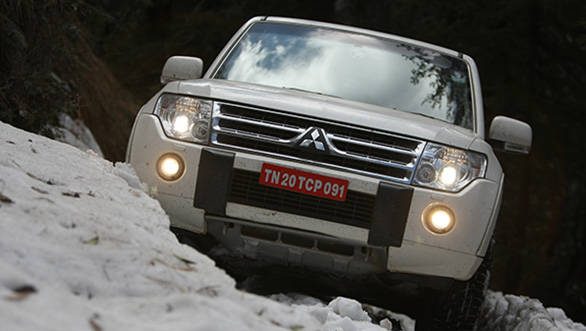 At the price the Montero demanded, one could buy luxury brands