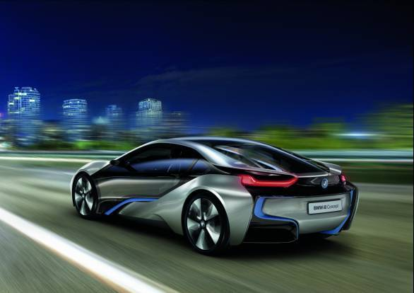2011 Preview Of The Bmw I Concept Debut Overdrive