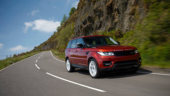 2014 Range Rover Sport first drive