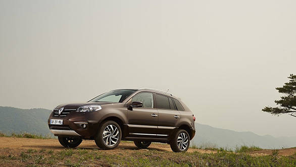 Currently, the Koleos carries a price tag of Rs 23.99 lakhs (ex- showroom Delhi).