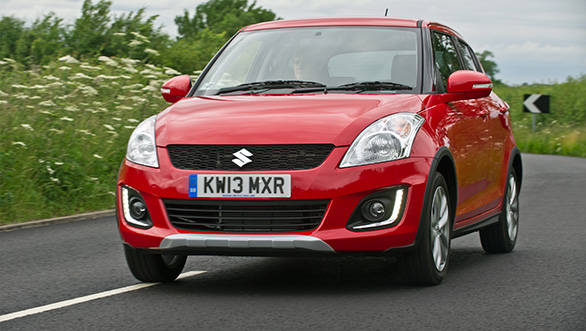 Suzuki announces launch of the Swift 4x4 in the UK at £11,516