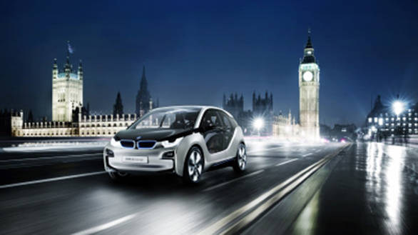BMW i3 officially unveiled, priced at $41,350