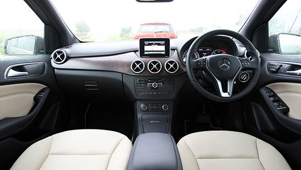 B-diesel interiors