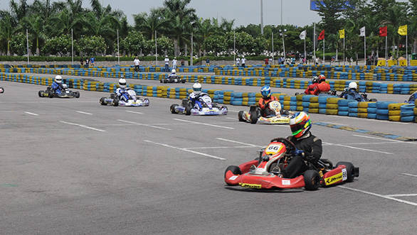 A tale of two karting challenges