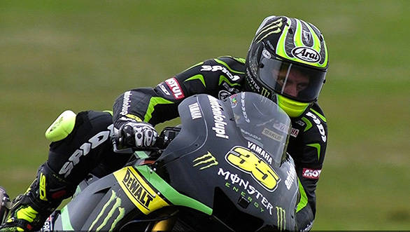 Crutchlow is good, getting better, but a Ducati move could risk all of that