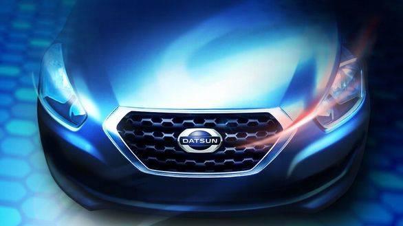 Datsun front