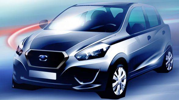Datsun reveals first India model sketches, launch on July 15