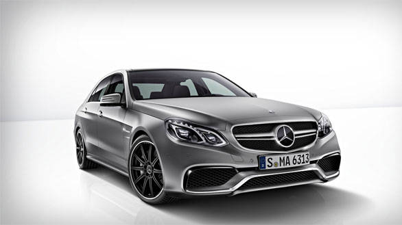 The E63 is coming and I can't wait