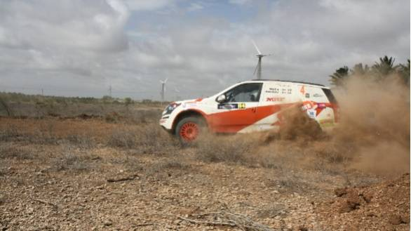 Rally of Coimbatore: Gill and Ghosh continue to dominate