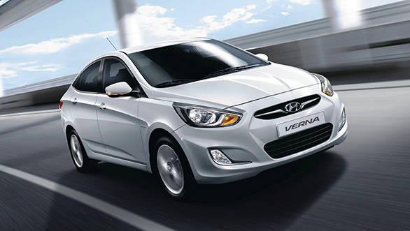 New Hyundai Fluidic Verna diesel