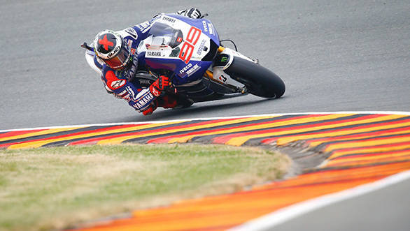 Lorenzo is out to ensure that his championship hopes don't take more of a hit