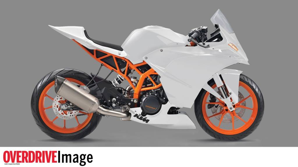 KTM RC390 Overdrive Image