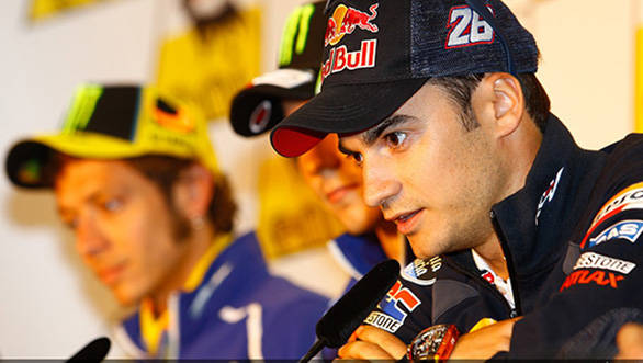 King of the 'Ring Pedrosa will be hoping for win No. 5