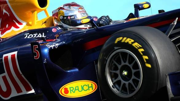 Five things you should know about the 2014 F1 regulations