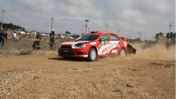 Rally of Coimbatore: Day ends with Gill on top of the timing sheets