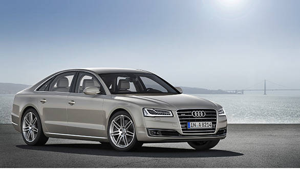 2014 Audi A8L