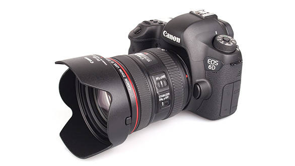 Review Canon Eos 6d Full Frame Dslr Overdrive