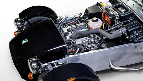 New Engine Cost >> New Low Cost Caterham Seven To Come With A Suzuki Engine