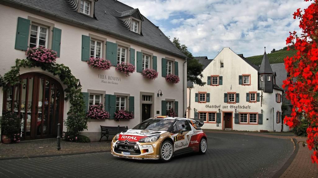 Dani Sordo finally took his first WRC win