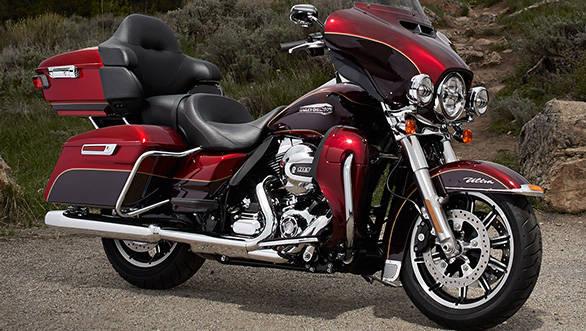 Harley-Davidson wades softly into liquid-cooled engines