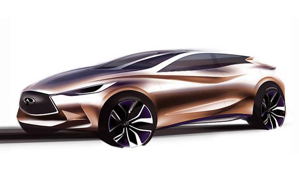 Infiniti to unveil Sebastian Vettel-inspired Q30 Concept at Frankfurt Auto Show