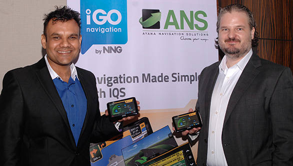 Ayana Navigation Systems launches new portable navigation devices for India