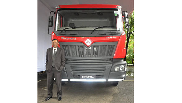 Mahindra & Mahindra to run Truck & Bus business as a new division