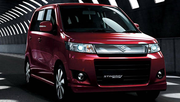 Suzuki Wagon R AMT launched in Indonesia