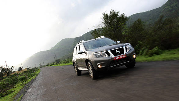 Nissan Terrano diesel in India