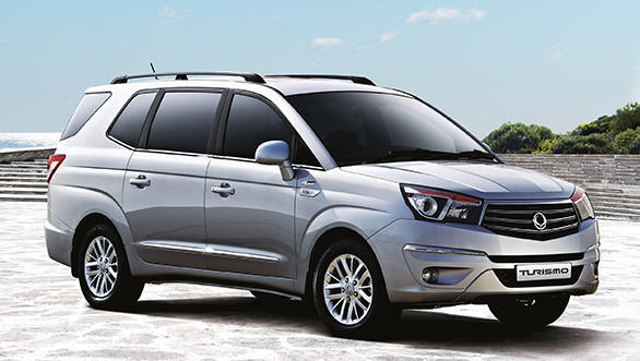 SsangYong Turismo now available in the UK