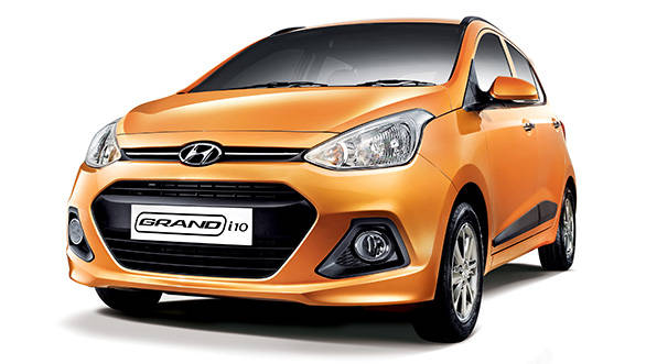 The Grand i10 is nearly the size of the i20, which makes it extremely promising as far as passenger and luggage space go