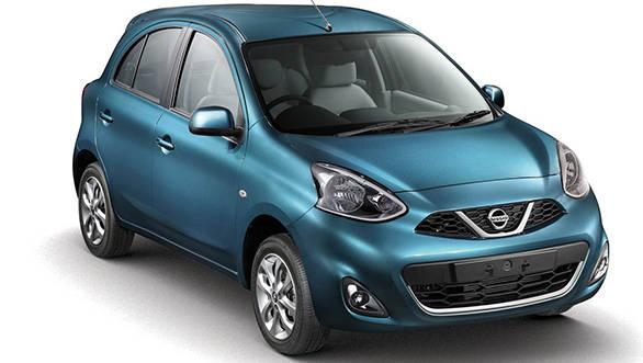 New Nissan Micra XE diesel