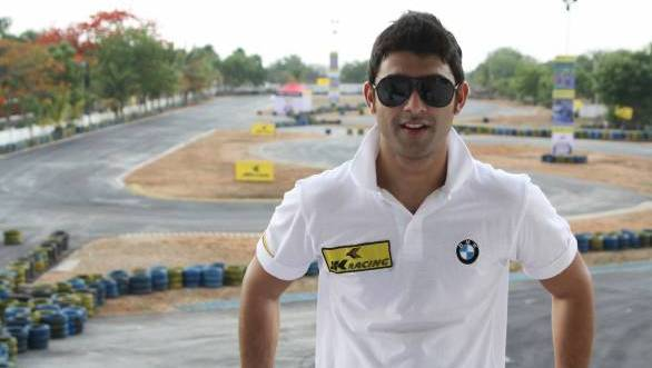 Know your Indian racing star - Armaan Ebrahim