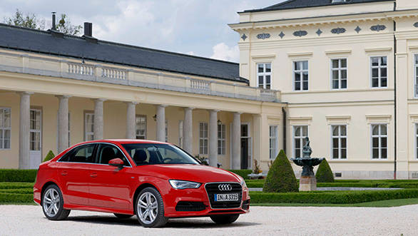For those who don't mind the lack of driver involvement, the A3 Sedan should make for a good choice