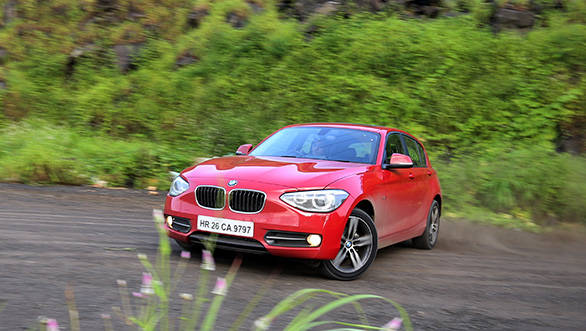2013 BMW 1 Series 118d India Road Test