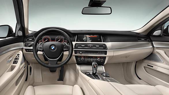 BMW-5-Series-dashboard