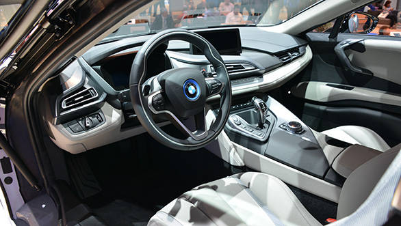 Bmw I8 Headed To Auto Expo 2014 In India Overdrive