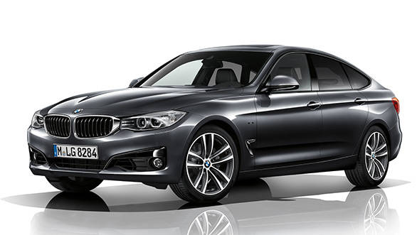 The 3 GT sports similar BMW styling cues but the differences from the 3 sedan can be easily recognised
