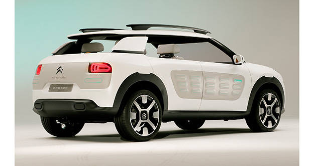 Citroens Cactus Concept To Come To Frankfurt Overdrive
