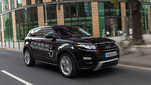 Range Rover Evoque 9-speed