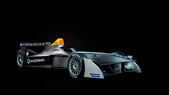 Formula E Spark SRT_01E