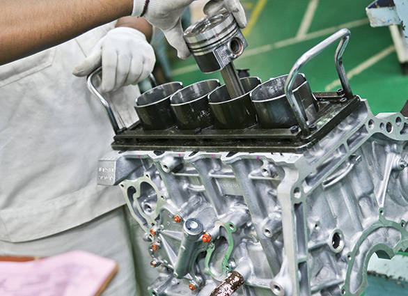 Honda's diesel engine plant in Greater Noida visited