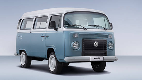 Hippie camper: End of a fantastic journey for the iconic Volkswagen van