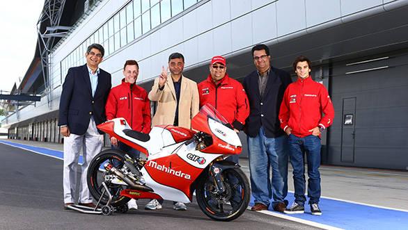 Interview with Prakash Shukla, Mufaddal Choonia and Viren Popli from Mahindra Racing