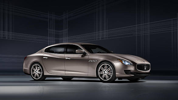 Maserati's global plans detailed in FCA's five year plan