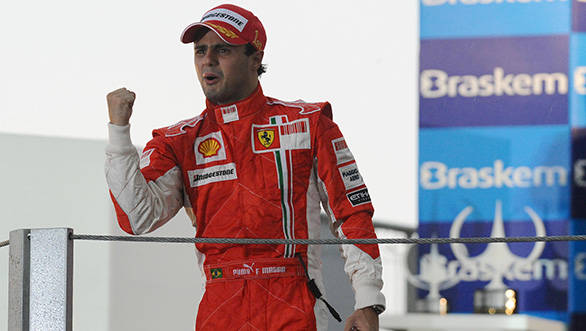 Massa's win at the 2008 Brazilian GP didn't win him the title, but it won over F1 fans across the world