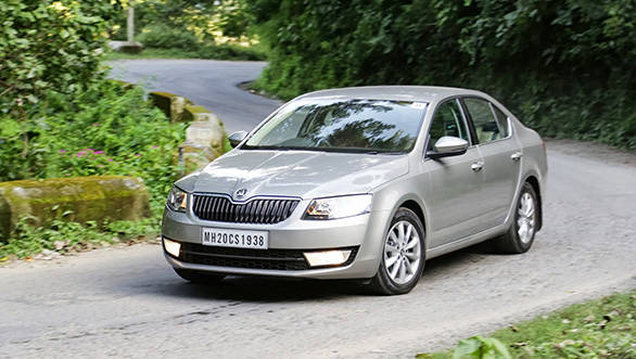 2013 Skoda Octavia 1.4TSi,1.8TSi and 2.0TDI India first drive
