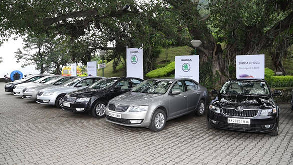 Skoda Octavia variants and engines for India detailed